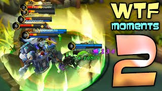 WTF Mobile Legends ● Funny Moments ● 2