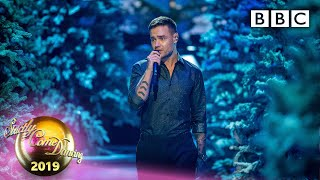 Liam Payne performs 'All I Want (For Christmas)' - Christmas Special | BBC Strictly 2019