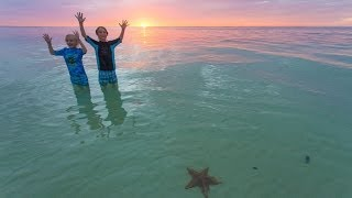 Gabe and Garrett Visit Grand Cayman! (Cayman Islands Vacation)