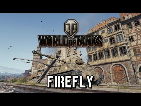 World of Tanks - Firefly