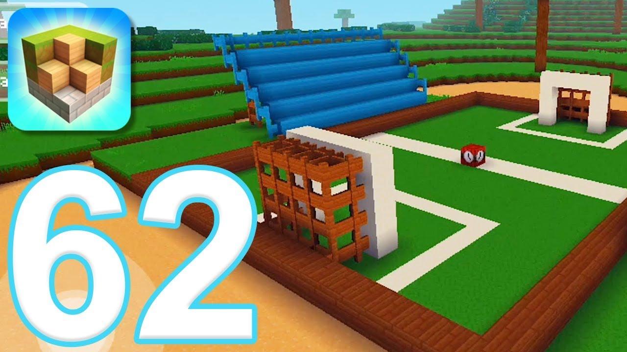 Block Craft 3D: City Building Simulator - Gameplay Walkthrough Part 62 (iOS)