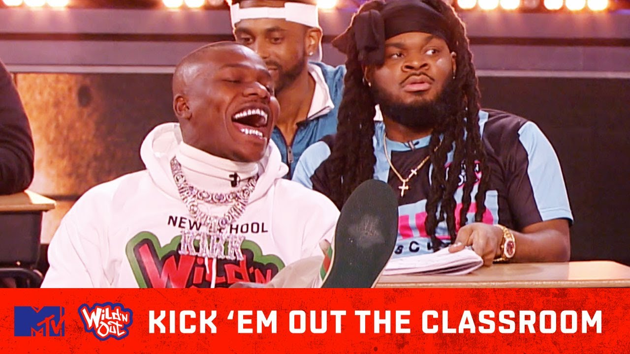 Download DaBaby & B. Simone Get All Flirty in the Classroom 🍑💦 Wild 'N Out