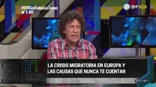 678 - Las causas de la crisis migratoria en Europa - 05-09-15