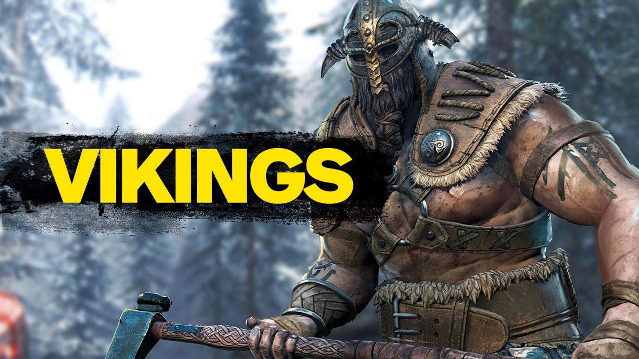For Honor Viking Wallpaper: For Honor: 10 Brutal Viking Combos