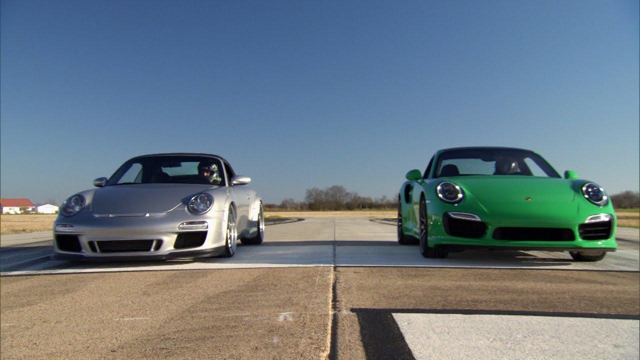 Porsche Vs Porsche Fast N Loud Youtube
