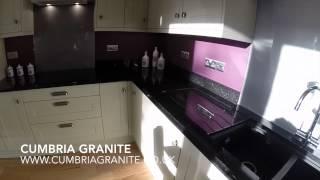 Cumbria Granite - Star Galaxy Granite