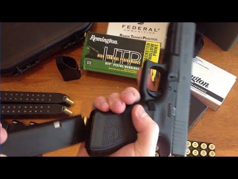 Glock 22 Gen 4 Pistol Review (40 Caliber Pistol Guide)