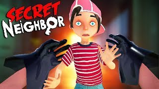 IGRAMO KAO KOMSIJA!!! - Secret Neighbor (MULTIPLAYER)