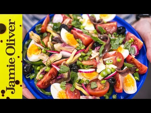 Simple Salad Nicoise | French Guy Cooking