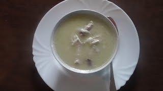 Греческая кухня - Котосупа - Куриный суп по Греческий