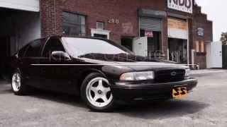 96 impala ss bbk headers exhaust