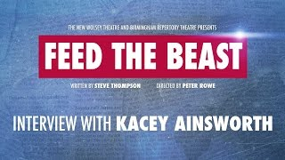 #FeedTheBeast | Interview with Kacey Ainsworth