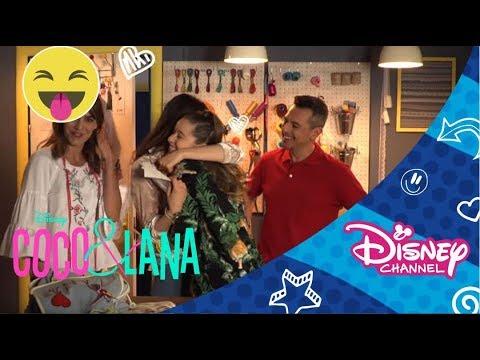 COCO & LANA - Nuestro lugar favorito | Prendas customizadas + Secretos | Disney Channel España