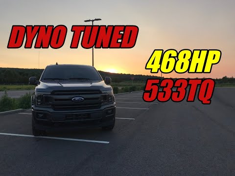 FASTEST 2019 F-150 ECOBOOST | DYNO TUNED