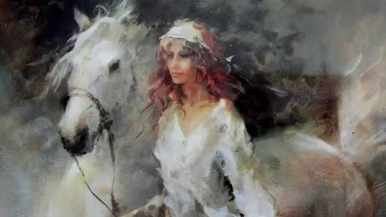 Вижу сон дорога черная белый конь фото