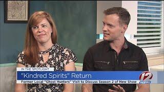 'Kindred Spirits' Return To RI
