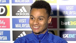 Josh Murphy Full Pre-Match Press Conference - Cardiff v Brighton - Premier League