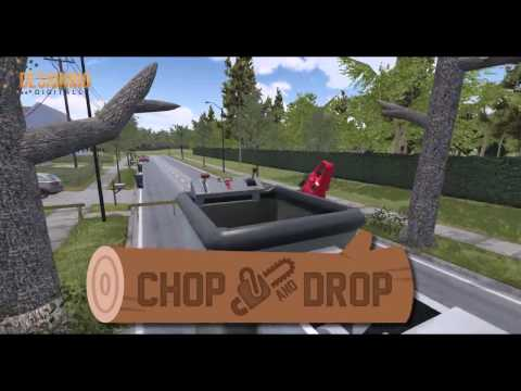 VR Chop & Drop - Steam Game - Designing Digitally