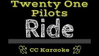 Twenty One Pilots Ride CC Karaoke Instrumental Lyrics