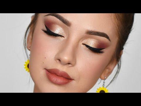 Birthday Makeup Tutorial - EASY GLAM