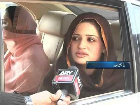Aisha Ahad Hot Wife Of Hamza Shahbaz