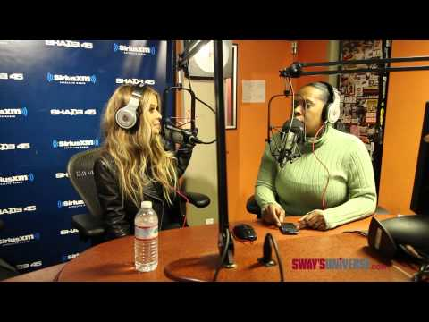 Carmen Electra Admits to Smoking with B-Real on Sway in the Morning