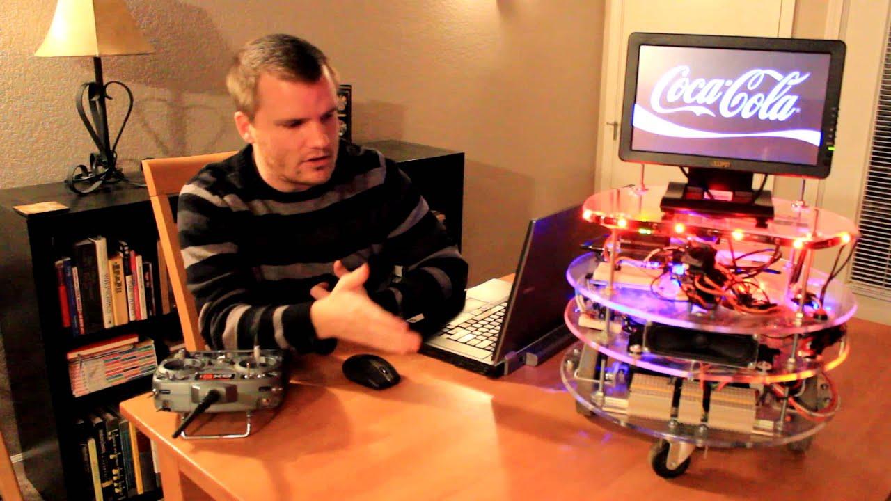 Bbot A Beer Serving Robot Uses Logi Fpga Beaglebone Black