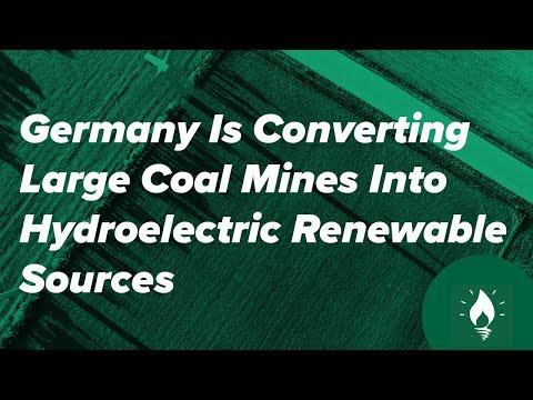 Energy Sector News - Germany Turns Mines into Hydroelectric Reservoir