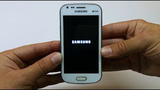 Samsung Galaxy S Duos GT-S7562 Hard Reset & Unlock Security (Pattern)