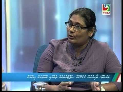 Raajje Miadhu - 21 March 2013 - Census 2014