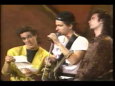 Michel Courtemanche avec F. Pérusse et L. DelaRochelière - Juste Pour Rire 1991