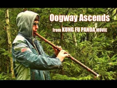Quot Oogway Ascends Quot On Chinese Bamboo Flute Xiao By