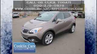 NEW 2015 Buick Encore - Available Now - Conklin Cars Hutchinson/Newton/Wichita