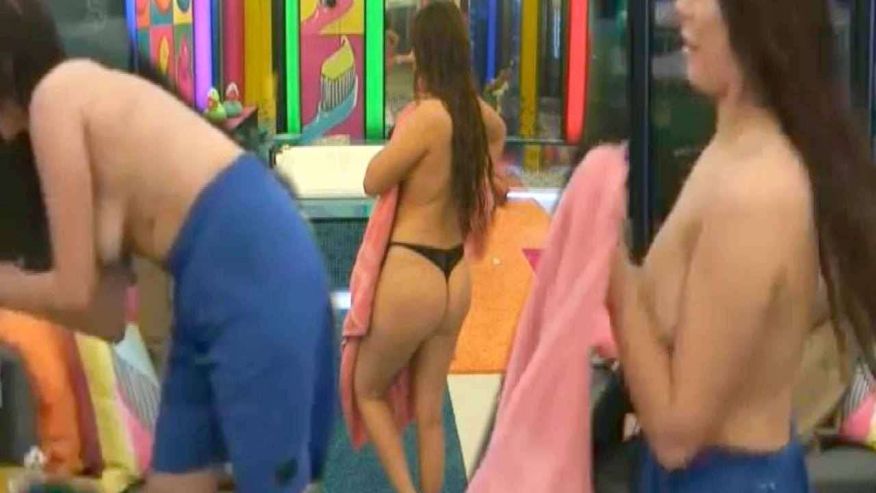 Celebrity big brother topless remarkable topic