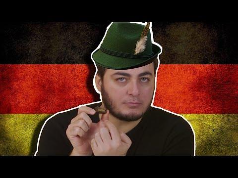 Türkler Alman Abur Cuburlarını Tadıyor