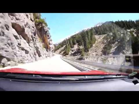 Download [Voyage] Alps to Italy Lake Garda - best driving roads in the Alps