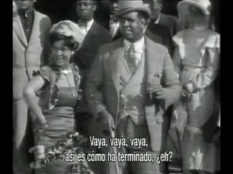 Hallelujah Aleluya King Vidor,1929 VOSE Zeke predicador