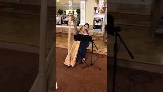 A thousand years harp & voice YouTube Thumbnail