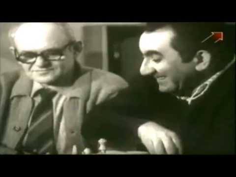 Anatoly Karpov and Tigran Petrosian Chess Blitz