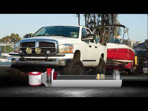 RS9000™XL Shock Absorbers - Rancho® Performance Suspension