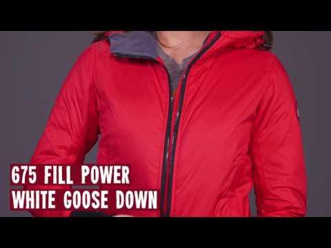 Mr. Energy-Canada Goose Women's Dore Hoody