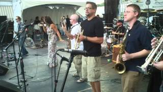 "Erie All Stars Highlights from the Last Waltz 2015.08.14 STAGE CAM 011 ""Caravan"""