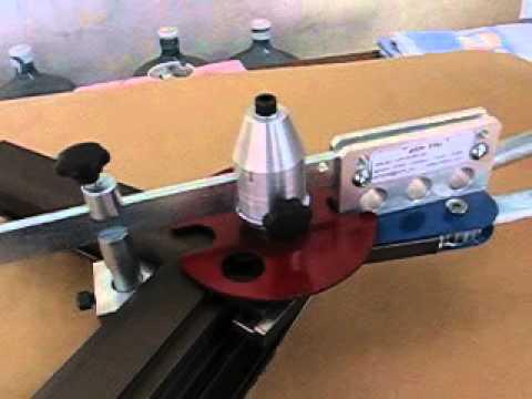 Ručna presa za spajanje-štipanje Aluminijumskih profila