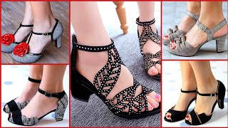 2020 High quality mid heel com…