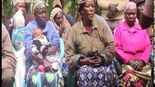 Cucu Sarah Njambi kwamukira ageni a mwanya na uteithio