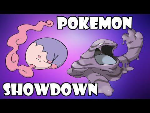 Pokemon Showdown Live #36 - NU - Get Touched, Son