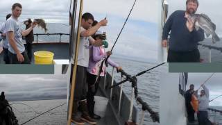 Seattle fishing charters for Deep sea fishing seattle
