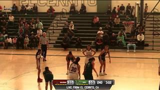 Salesian college preparatory vs. st. patrick-st. vincent girls basketball  2/17/18