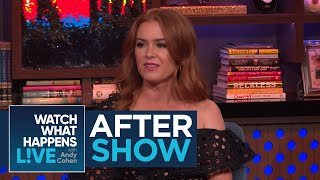 After Show: Isla Fisher's Girls Night With The Kardashians | WWHL
