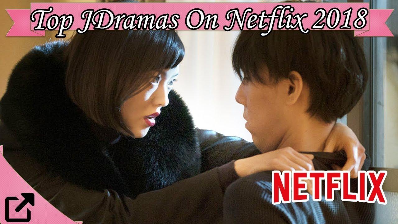 Top Japanese Dramas On Netflix 2018